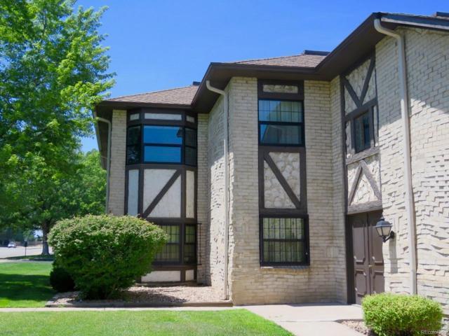 7250 Eastmoor Drive #128, Denver, CO 80237 (#4498428) :: Bring Home Denver