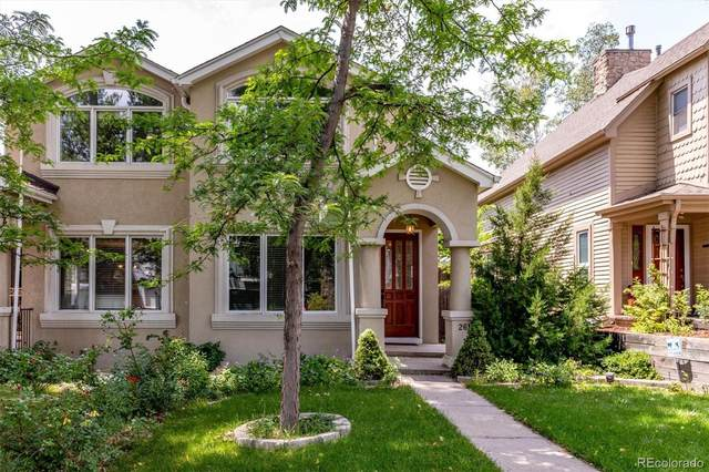 261 Harrison Street, Denver, CO 80206 (#4498977) :: Bring Home Denver with Keller Williams Downtown Realty LLC