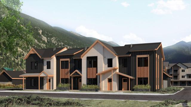 2163 Bighorn Trail #161, Georgetown, CO 80444 (MLS #4499935) :: Kittle Real Estate