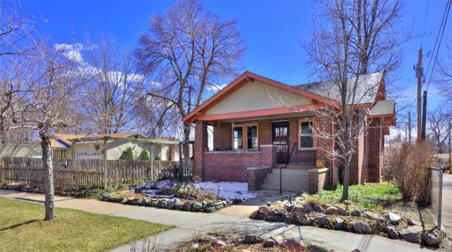 2626 W 42nd Avenue, Denver, CO 80211 (#4500623) :: RE/MAX Professionals