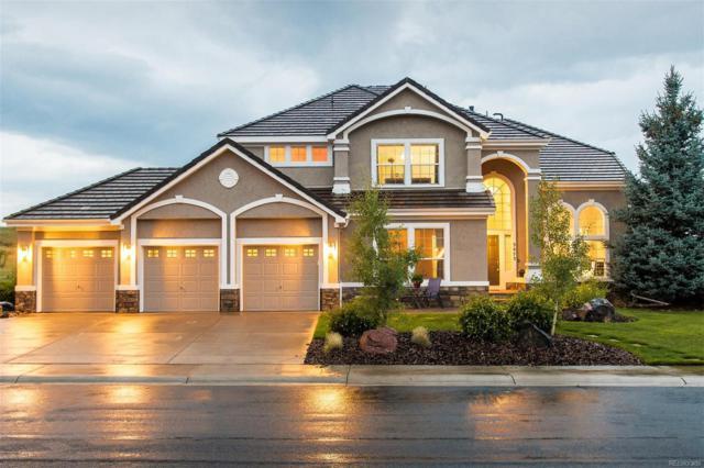 3475 Running Deer Drive, Castle Rock, CO 80109 (#4500810) :: Briggs American Properties