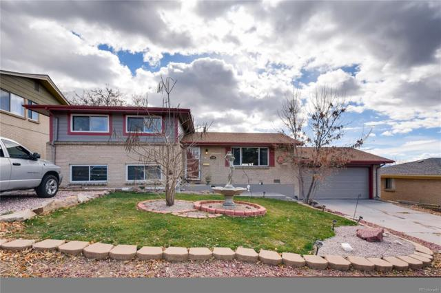 940 W 79th Place, Denver, CO 80221 (#4500910) :: The Tamborra Team