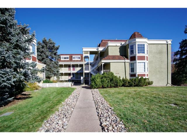 19630 Victorian Drive A4, Parker, CO 80138 (#4500977) :: The Peak Properties Group