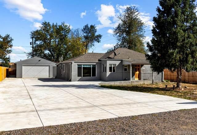 930 Carr Street, Lakewood, CO 80214 (MLS #4501276) :: 8z Real Estate