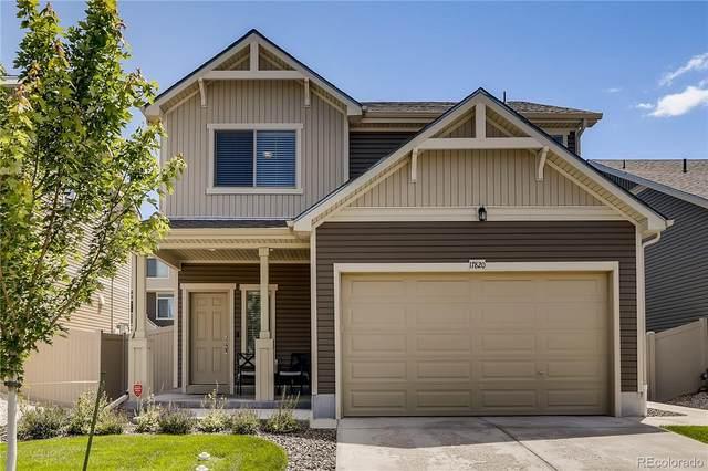 17820 E 44th Place, Denver, CO 80249 (MLS #4501292) :: 8z Real Estate