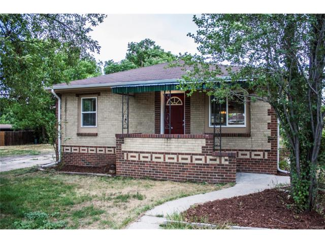 736 Tennyson Street, Denver, CO 80204 (MLS #4501748) :: 8z Real Estate