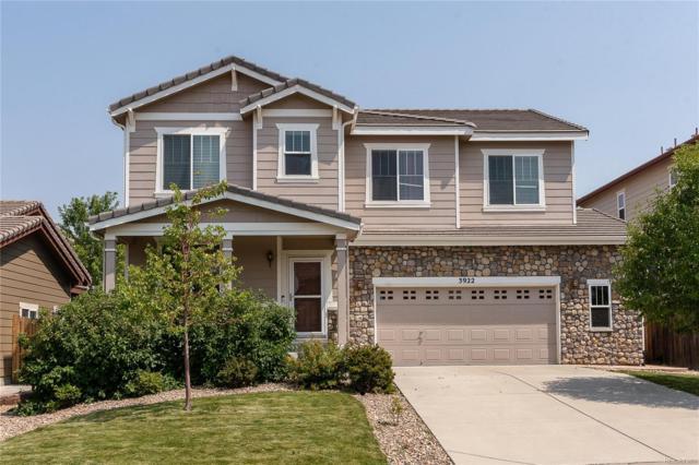 3922 S Shawnee Way, Aurora, CO 80018 (#4501999) :: The Peak Properties Group