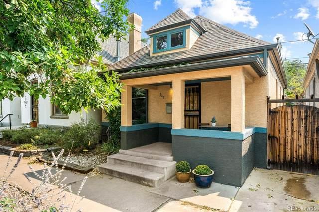 342 Delaware Street, Denver, CO 80223 (MLS #4502001) :: Neuhaus Real Estate, Inc.