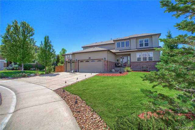 2223 Tee Box Court, Castle Rock, CO 80109 (#4502237) :: The Brokerage Group