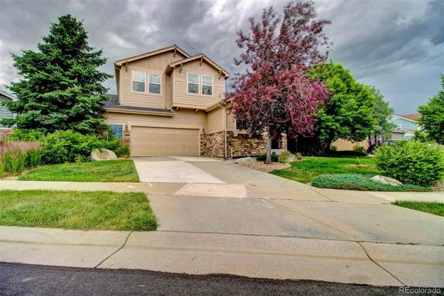 11667 Pink Phlox Drive, Parker, CO 80134 (#4502424) :: The DeGrood Team