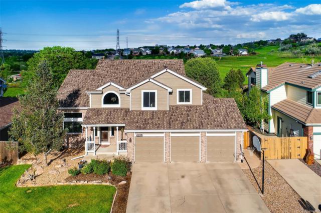 11722 W 56th Circle, Arvada, CO 80002 (#4503203) :: Colorado Home Finder Realty