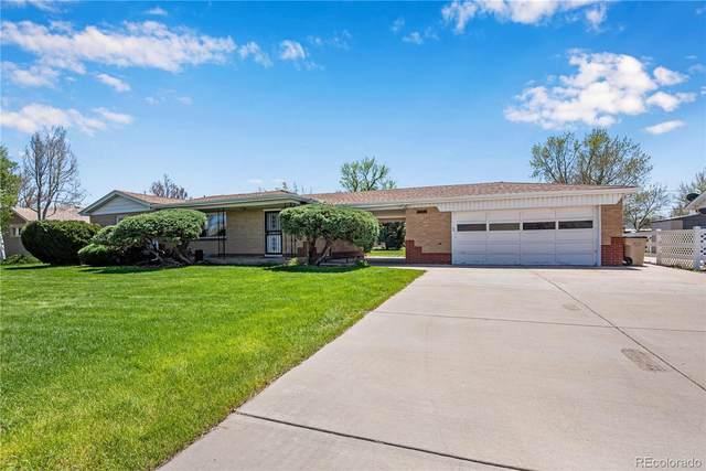 8370 E 105th Avenue, Henderson, CO 80640 (#4503243) :: Mile High Luxury Real Estate
