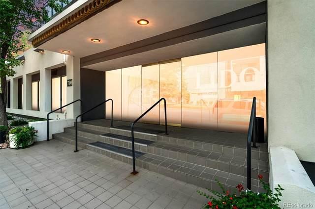 790 Washington Street #501, Denver, CO 80203 (#4503442) :: HomeSmart