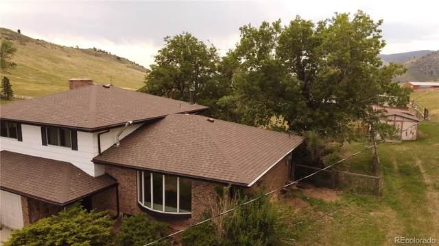 5070 Pine Ridge Drive, Golden, CO 80403 (MLS #4503529) :: 8z Real Estate