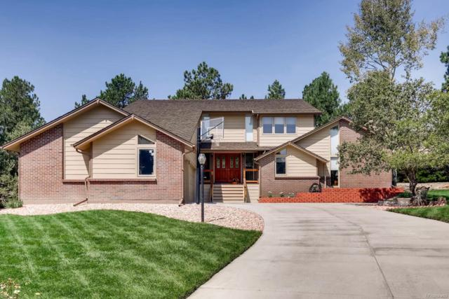 6289 Riviera Court, Parker, CO 80134 (#4503538) :: The HomeSmiths Team - Keller Williams