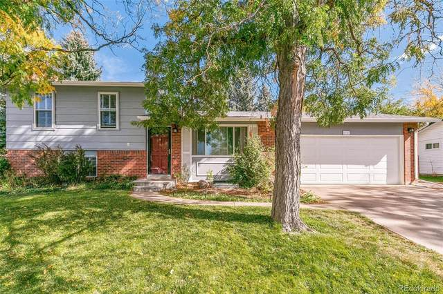 5946 S Birch Way, Centennial, CO 80121 (MLS #4503702) :: 8z Real Estate