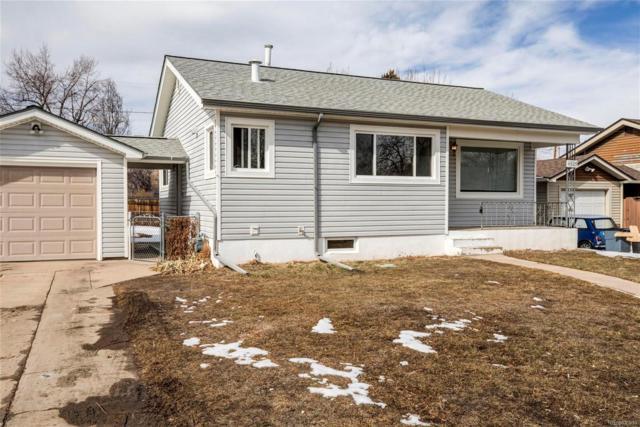4925 S Grant Street, Englewood, CO 80113 (MLS #4503740) :: 8z Real Estate