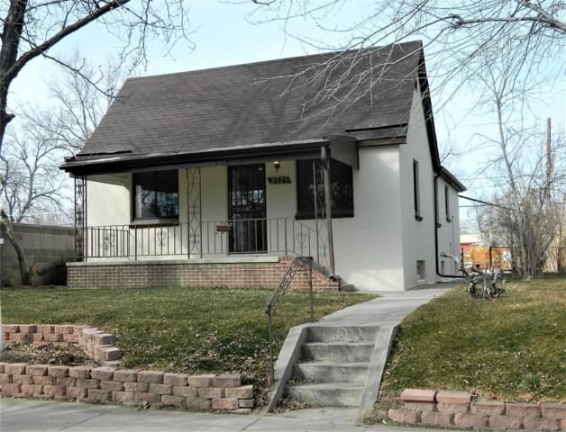 2525 W 39th Avenue, Denver, CO 80211 (#4503753) :: Wisdom Real Estate