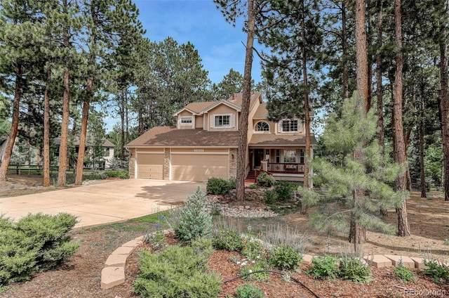 15947 Red Fox Lane, Colorado Springs, CO 80921 (#4504667) :: iHomes Colorado