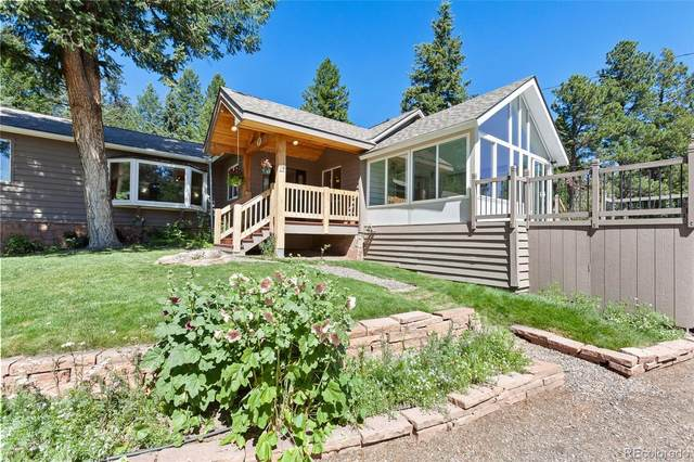 79 Sacred Mountain Trail, Evergreen, CO 80439 (MLS #4505086) :: Bliss Realty Group