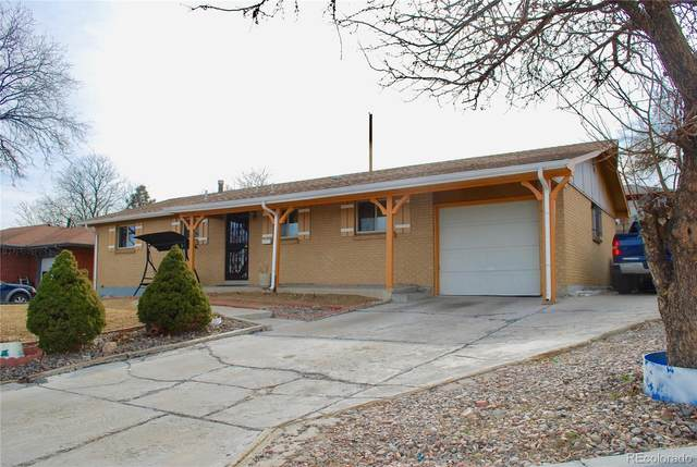 210 Marigold Drive, Denver, CO 80221 (#4505487) :: The Scott Futa Home Team