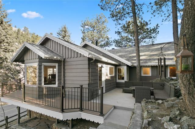 32114 Upper Bear Creek Road, Evergreen, CO 80439 (MLS #4505631) :: 8z Real Estate