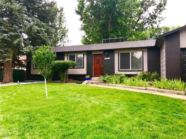 11972 W 71st Avenue, Arvada, CO 80004 (MLS #4505748) :: 8z Real Estate