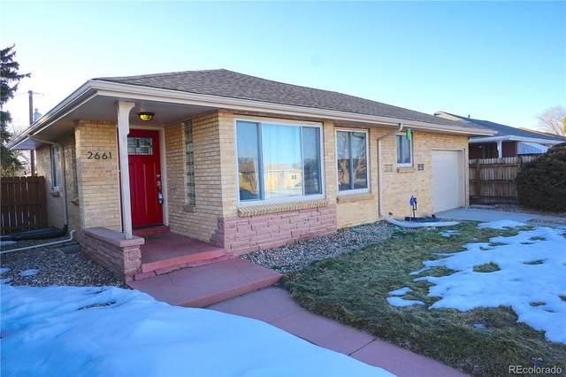 2661 Newport Street, Denver, CO 80207 (MLS #4505792) :: 8z Real Estate