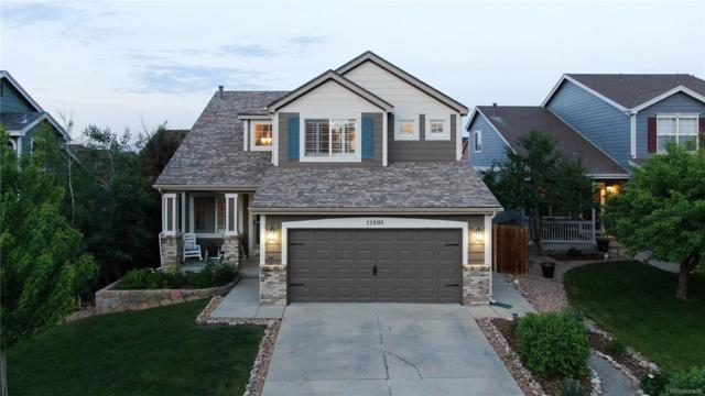 11895 Snowshoe Drive, Parker, CO 80138 (#4505968) :: The Heyl Group at Keller Williams