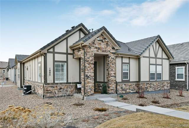 1005 Brocade Drive, Highlands Ranch, CO 80126 (#4505976) :: The Peak Properties Group