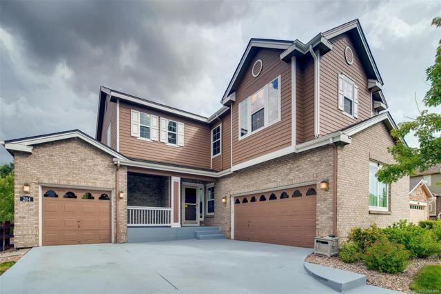 284 N Duquesne Street, Aurora, CO 80018 (#4506080) :: HomePopper