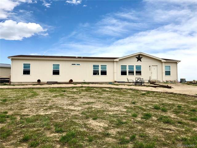 50 W Ranch Road, Wiggins, CO 80654 (#4506265) :: Finch & Gable Real Estate Co.