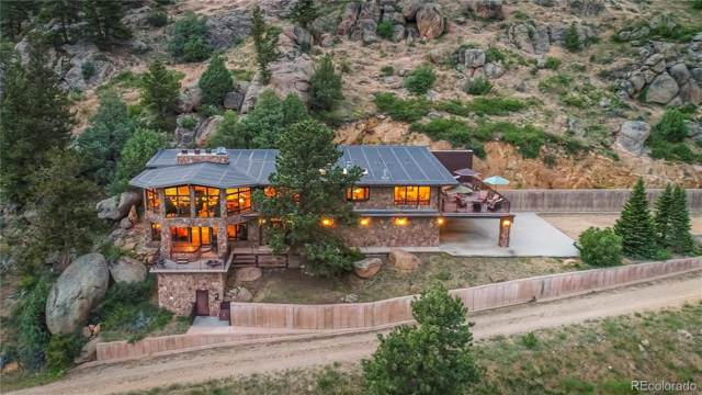 2701 Fall River Road, Estes Park, CO 80517 (#4506367) :: Berkshire Hathaway Elevated Living Real Estate