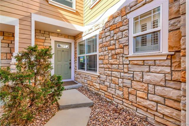 12825 Mayfair Way D, Englewood, CO 80112 (#4506992) :: Briggs American Properties