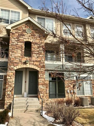 474 Black Feather Loop #419, Castle Rock, CO 80104 (#4507347) :: Wisdom Real Estate