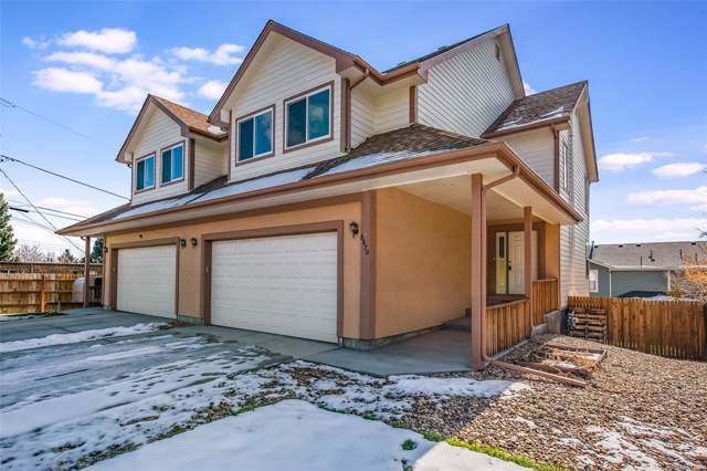 8870 W 63rd Avenue, Arvada, CO 80004 (MLS #4507574) :: Bliss Realty Group