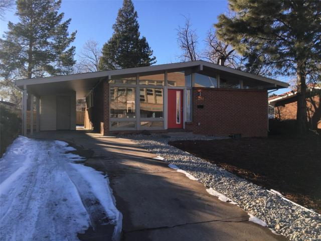 2261 S Quitman Way, Denver, CO 80219 (#4507597) :: The Peak Properties Group