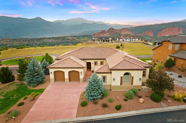 2912 Cathedral Park View, Colorado Springs, CO 80904 (#4507652) :: The DeGrood Team