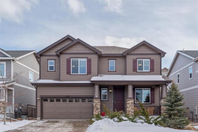 7546 Sabino Lane, Castle Rock, CO 80108 (#4508219) :: The HomeSmiths Team - Keller Williams