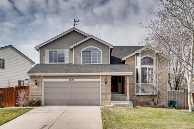 5023 S Owens Street, Littleton, CO 80127 (#4508634) :: House Hunters Colorado