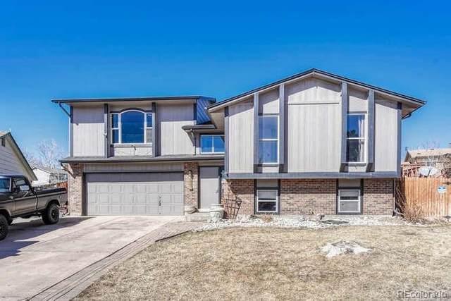 5001 S Independence Court, Denver, CO 80123 (MLS #4508795) :: 8z Real Estate