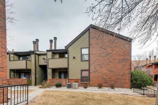 11925 E Harvard Avenue #208, Aurora, CO 80014 (#4508886) :: The Heyl Group at Keller Williams