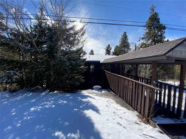 1713 Mount Lincoln Drive, Leadville, CO 80461 (#4509125) :: Berkshire Hathaway Elevated Living Real Estate