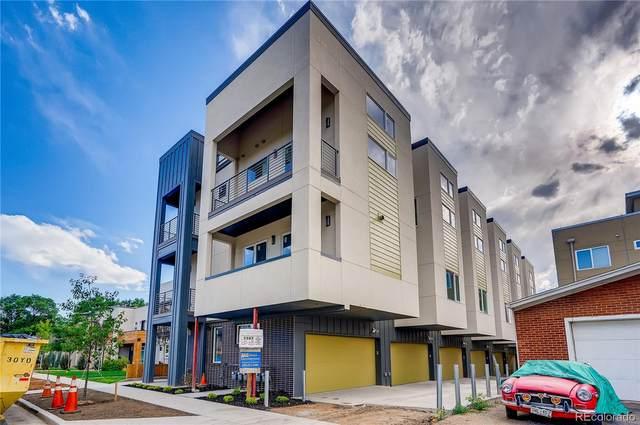 3507 S Ogden Street A, Englewood, CO 80113 (#4510073) :: Wisdom Real Estate