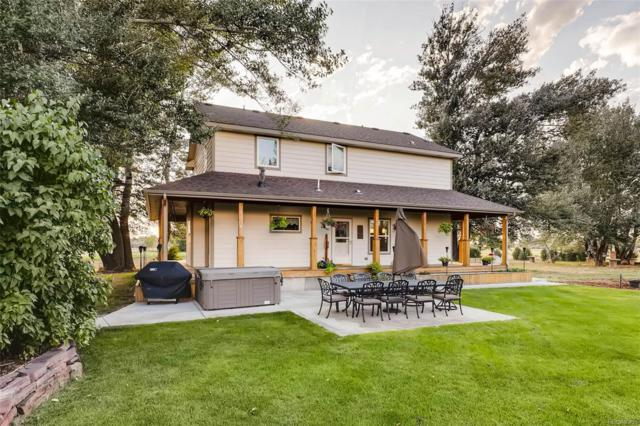 12172 County Road 23, Fort Lupton, CO 80621 (#4510085) :: The DeGrood Team