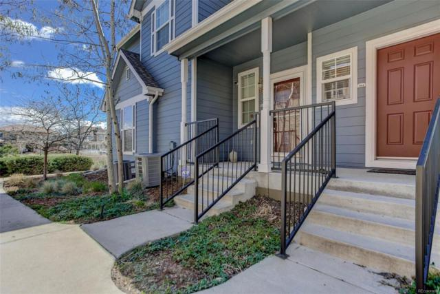 7777 E 23rd Avenue #504, Denver, CO 80238 (#4510288) :: The Heyl Group at Keller Williams