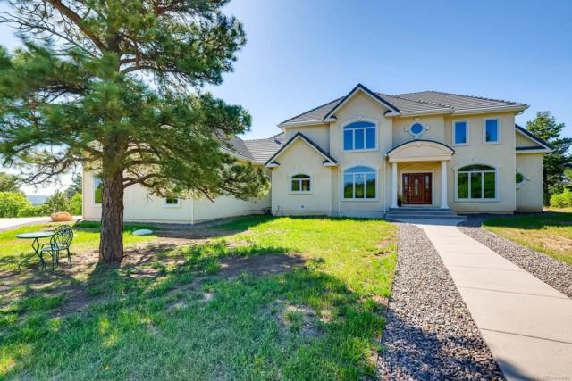 17825 Sunburst Drive, Monument, CO 80132 (#4510315) :: Wisdom Real Estate