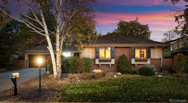 6650 S Oneida Court, Centennial, CO 80111 (#4510324) :: Real Estate Professionals