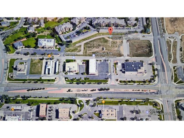 3755 E 104th Avenue, Thornton, CO 80233 (#4510465) :: RE/MAX Professionals