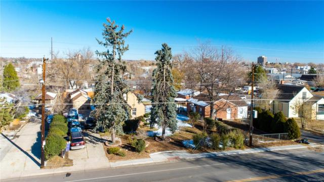 5025 W 10th Avenue, Denver, CO 80204 (MLS #4510757) :: 8z Real Estate